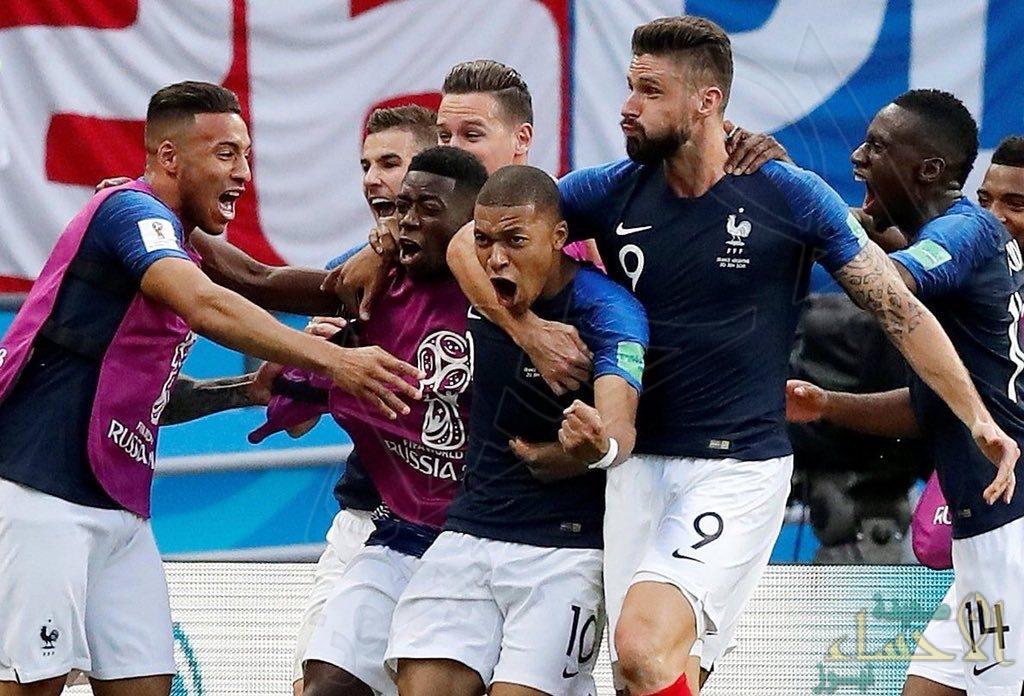 بالصور .. فرنسا تتلاعب بالأرجنتين .. وتعبر إلى دور الثمانية