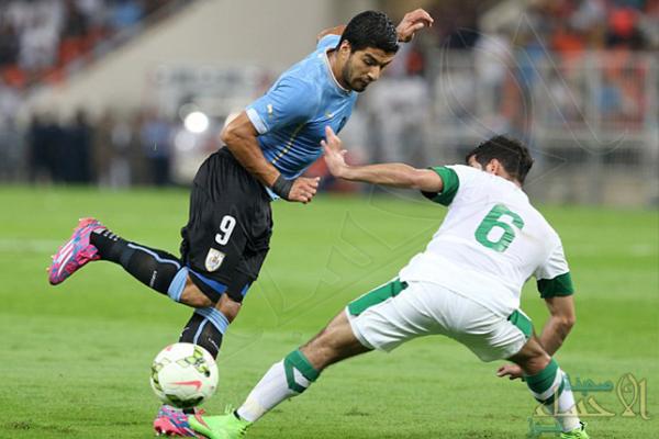التاريخ يرجح كفة السعودية أمام أوروجواي قبل لقائهما المصيري بالمونديال
