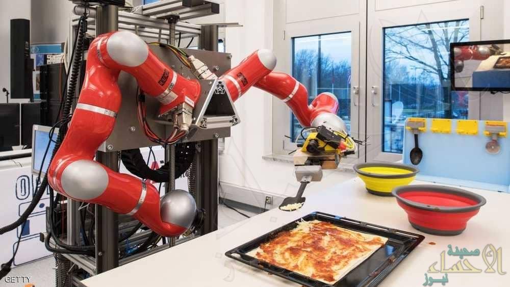 قريباً .. طاهي بيتزا مختلف !!