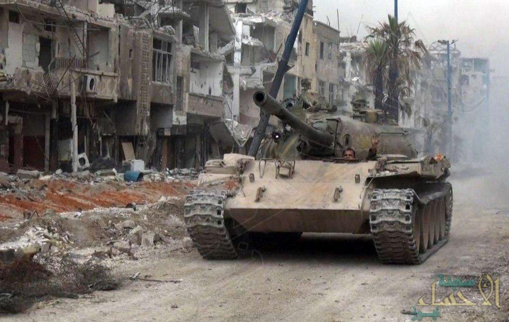 سوريا.. قوات الأسد تكثف هجماتها بالجنوب الغربي