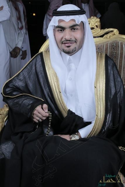 """المسلم تحتفل بزفاف ابنها """"عبدالله """""""