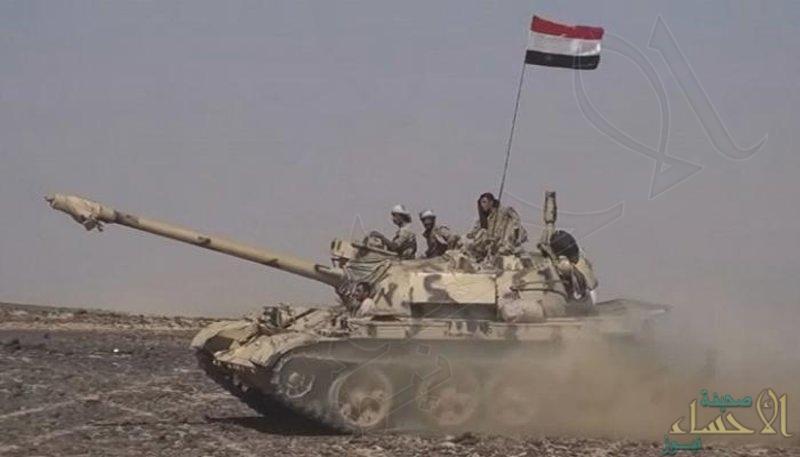 """رئيس عمليات """"ألوية العمالقة"""" يكشف تفاصيل عن تقدم الجيش اليمني بالحديدة"""