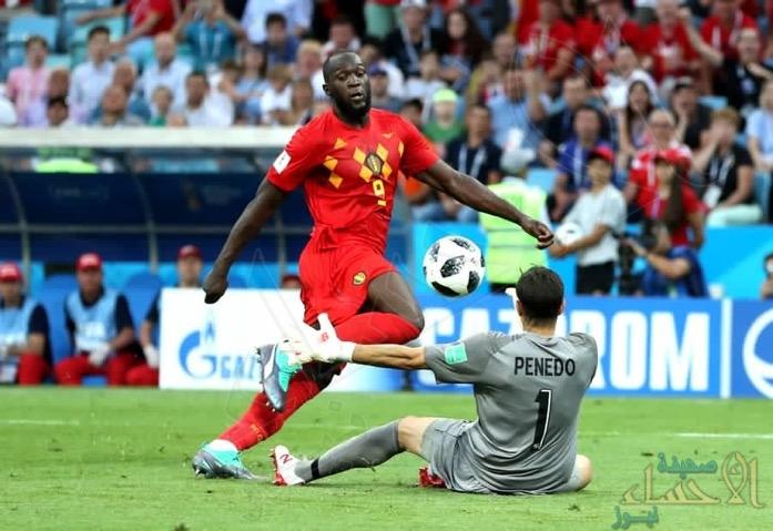 المنتخب البلجيكي يستعرض قوته بثلاثية في مرمى منتخب بنما.