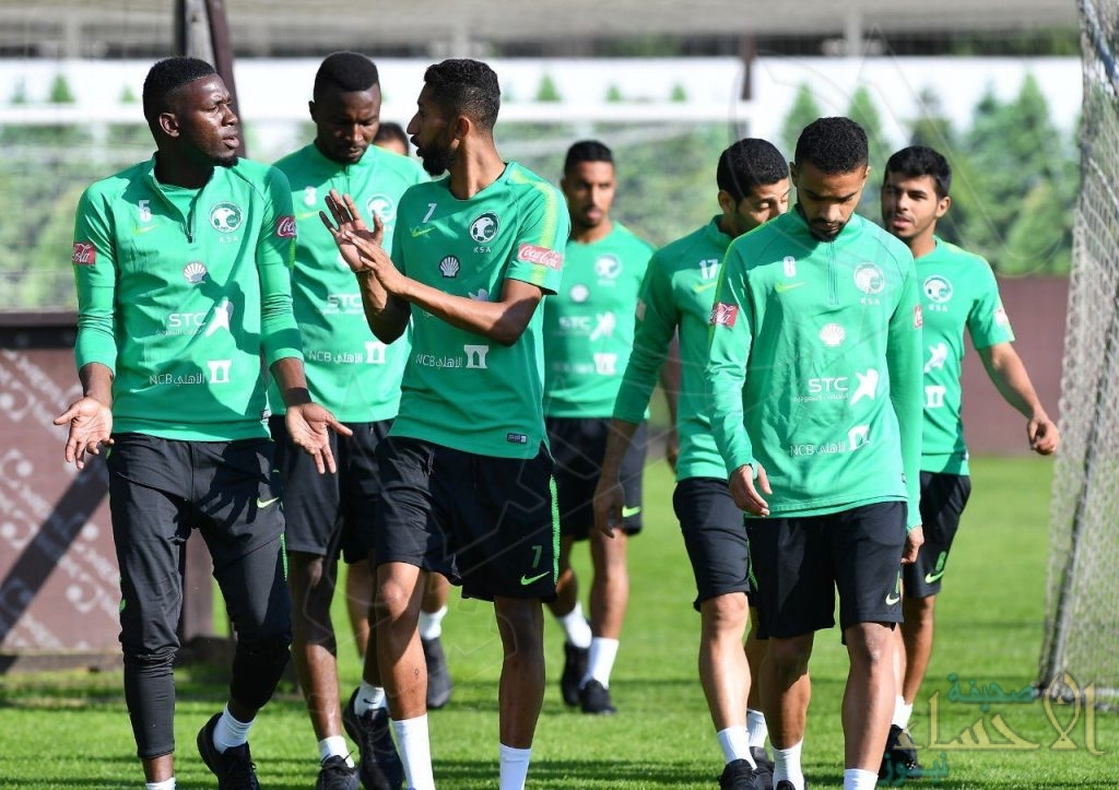 بالصور .. المنتخب الوطني يستأنف تدريباته استعداداً لأوروغواي
