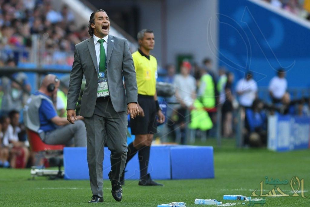 خوان بيتزي: قدمنا مباراة ممتازة وسنواصل أداءنا القوي أمام مصر