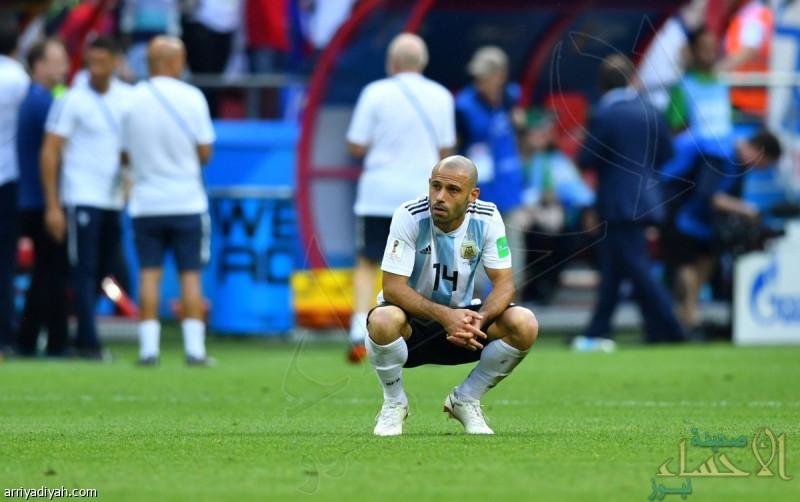 """""""الأرجنتيني"""" ماسكيرانو يعتزل اللعب الدولي رسمياً"""
