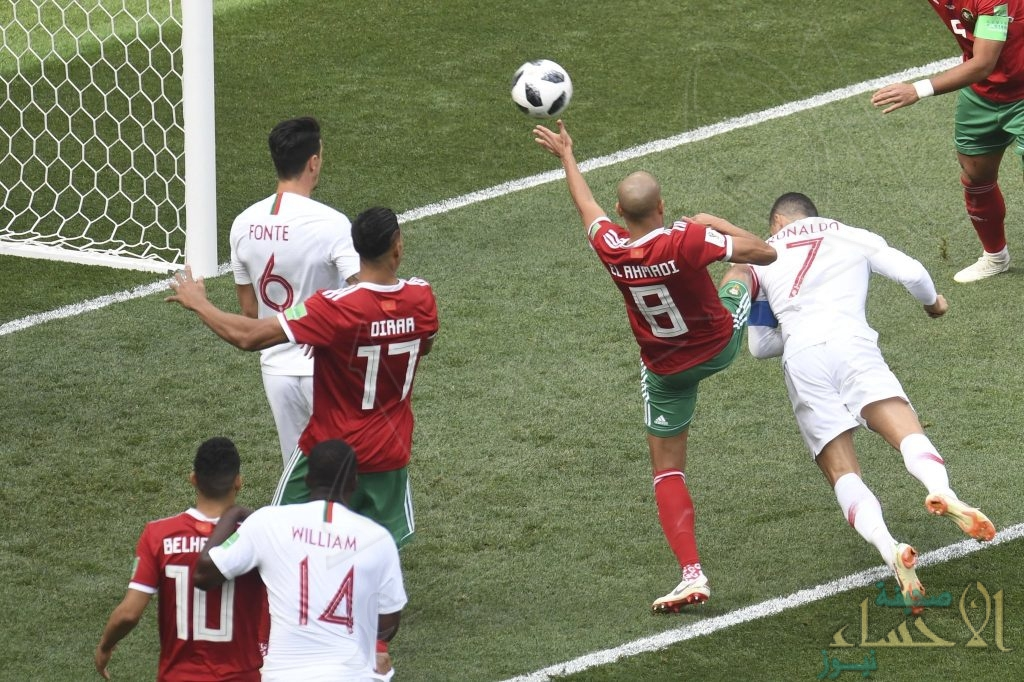 بالصور .. رغم التألق المغرب يودع المونديال بعد خسارته الثانية من أمام البرتغال