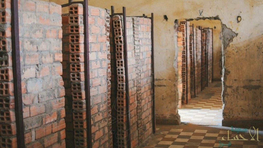 """تعرف إلى """"سجن الجحيم"""".. دخله الآلاف وخرج منه 7 فقط أحياء"""