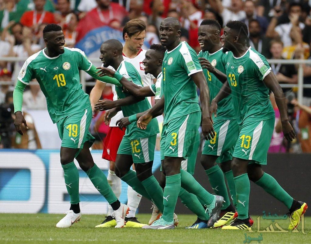 """السنغال تسقط بولندا وتحقق الفوز الأفريقي الأول في """"مونديال روسيا"""""""