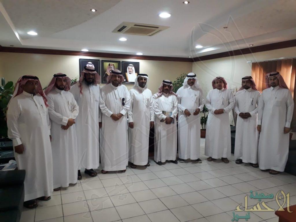 في لقاء مع الإعلاميين… مدير بلدية العيون يستعرض إنجازات بلدية العيون