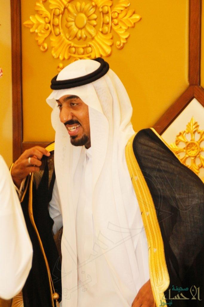 """عبدالحميد الربيعة يحتفي بزفاف نجله """"راشد"""""""