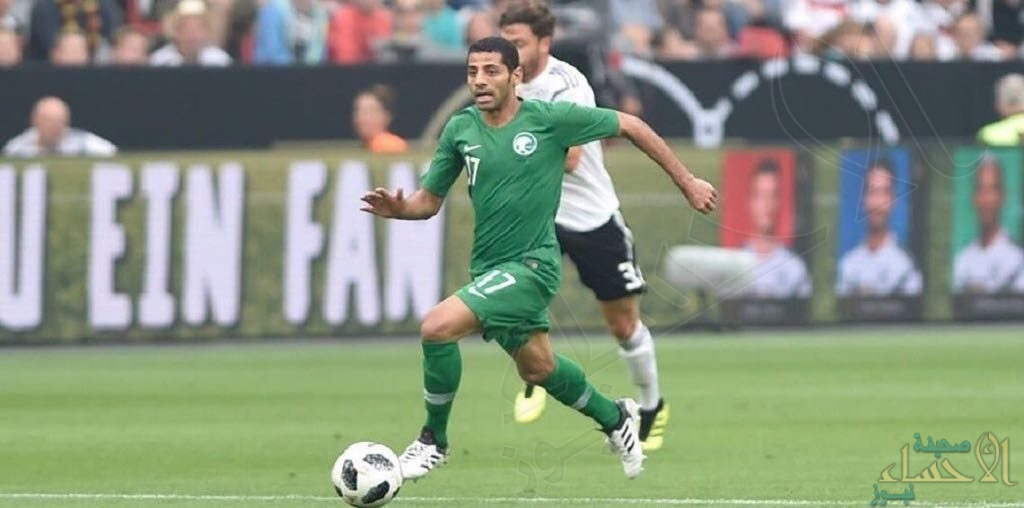 """بعد مباراة """"ألمانيا"""" .. ابن الأحساء الدولي """"تيسير الجاسم"""" رقم """"1"""""""