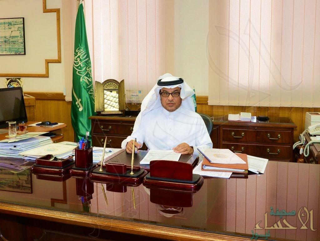 """رئيس """"المؤسسة العامة للري"""" يهنئ القيادة بعيد الفطر المبارك"""