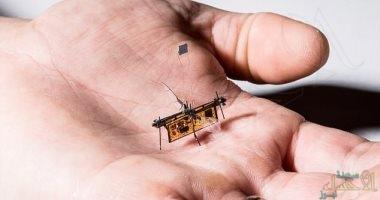 تطوير روبوتات نانو جديدة أصغر 25 مرة من عرض شعرة رأس الإنسان