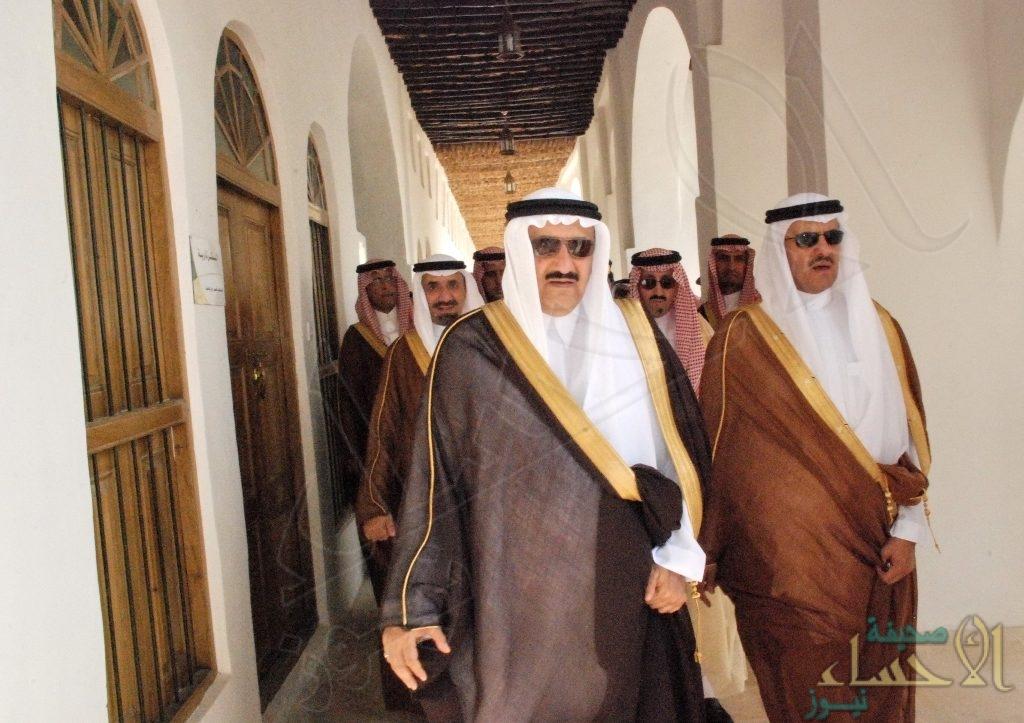 """بعد تعرضها للحرق.. """"تراثيون"""" يكشفون: لولا تدخل """"سلطان بن سلمان"""" لاندثرت القيصرية وما حولها !!"""
