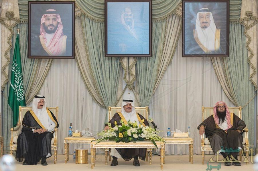 """بالصور.. الأمير """"سعود بن نايف"""" يبارك لأهالي الأحساء تسجيل الواحة بالتراث العالمي"""