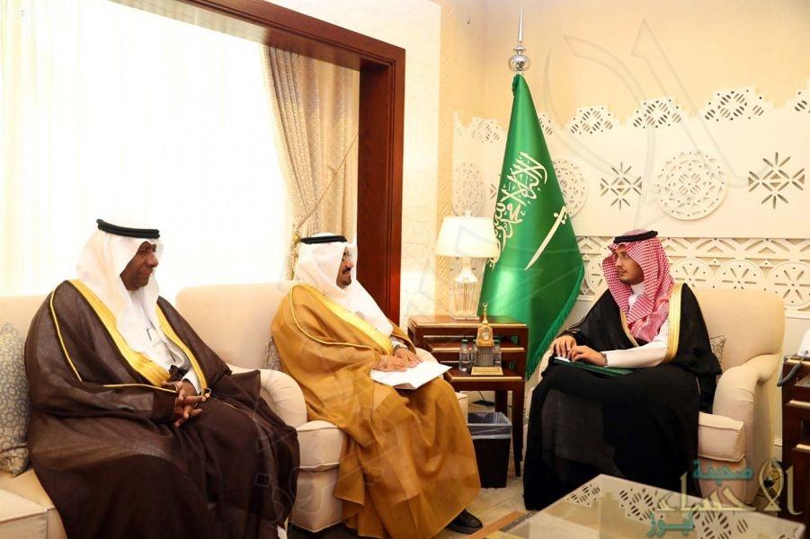 """الأمير """"أحمد بن فهد"""" يؤكد: تسجيل الأحساء باليونسكو مصدر فخر واعتزاز للشعب السعودي"""