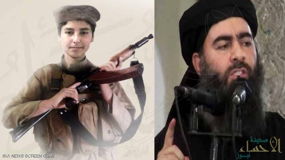 مقتل نجل أبو بكر البغدادي في سوريا