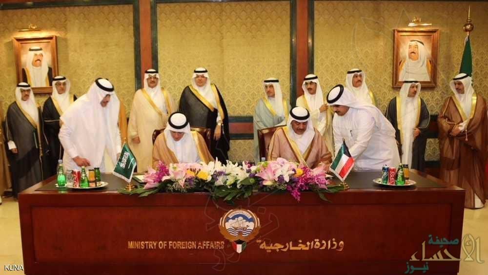 إنشاء مجلس تنسيقي مشترك بين السعودية والكويت