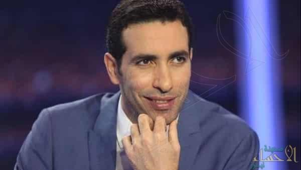جدل حول صورة محمد أبوتريكة مع مشجع إسرائيلي في كأس العالم!!