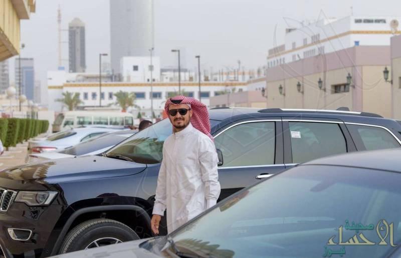 """بالصور .. """"الشباب"""" يقدم محترفه الروماني بالزي السعودي"""