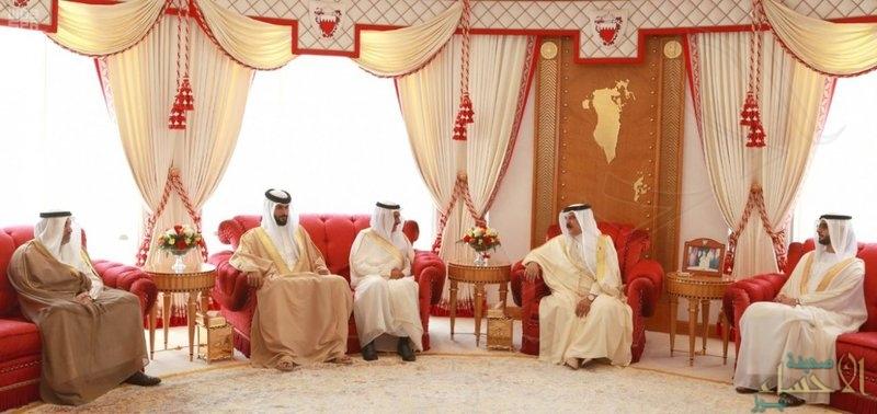 ملك البحرين يشيد بموقف السعودية والإمارات والكويت لتعزيز الأوضاع المالية لبلاده