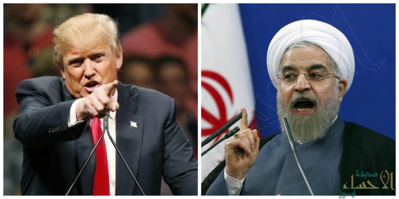 """بعد تهديده بـ""""ذيل الأسد"""".. ترامب يردّ على روحاني: ستعاني من عواقب لم يعرفها التاريخ"""