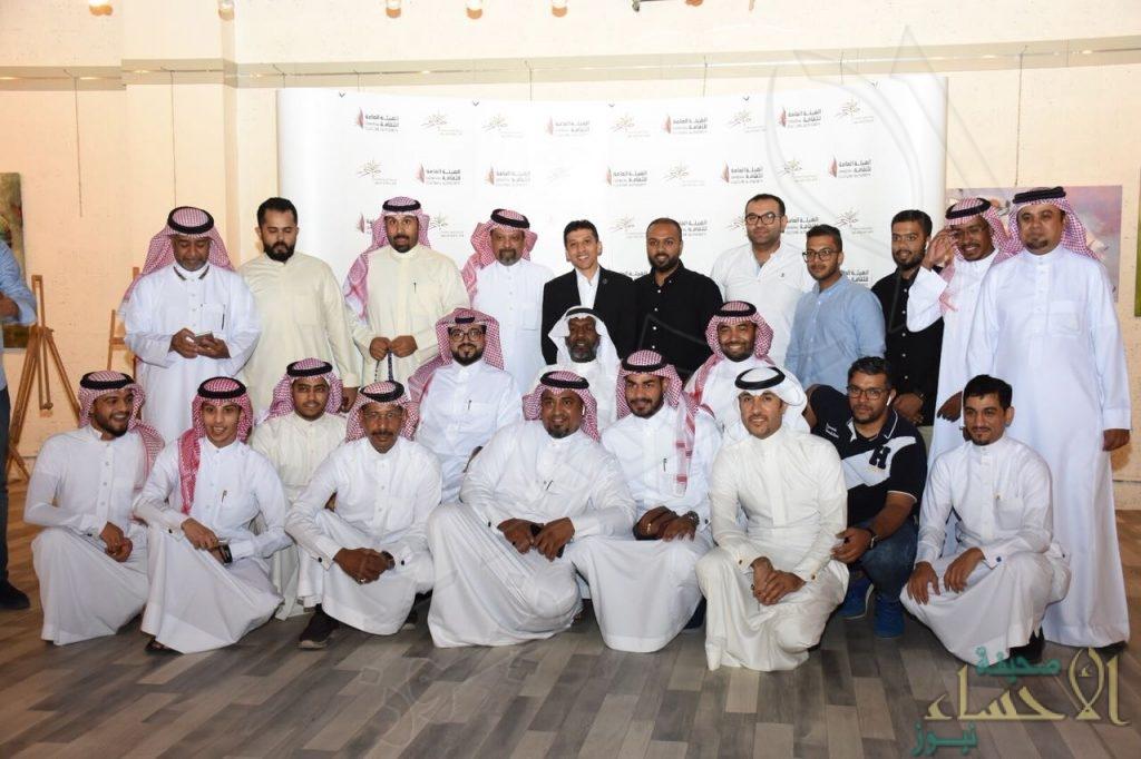 """في أمسية رياضية فوتوغرافية .. المصور """"الحاجي"""" يعرض تجربته مع المنتخب السعودي"""
