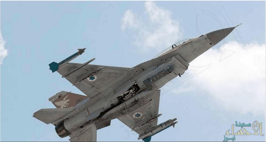 """إسرائيل تقصف مواقع سورية ردا على """"الطائرة المسيرة"""""""