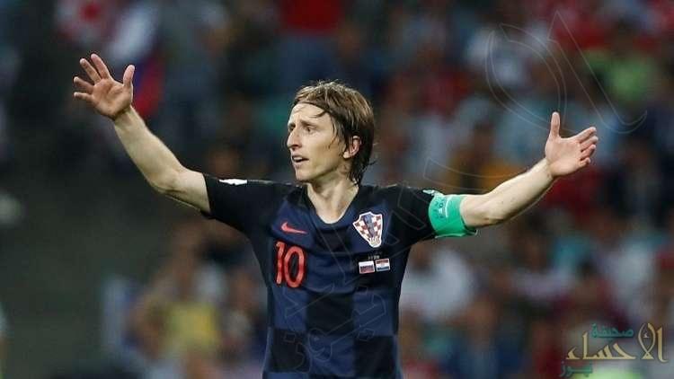 لماذا لوكا مودريتش ثاني أكثر شخص مكروه في كرواتيا ومن هو الأول؟!