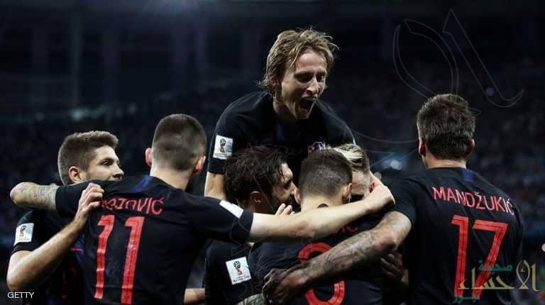 """لماذا تنتهي أسماء لاعبي كرواتيا بـ """"إيتش"""" ؟ .. تعرّف على السبب !"""