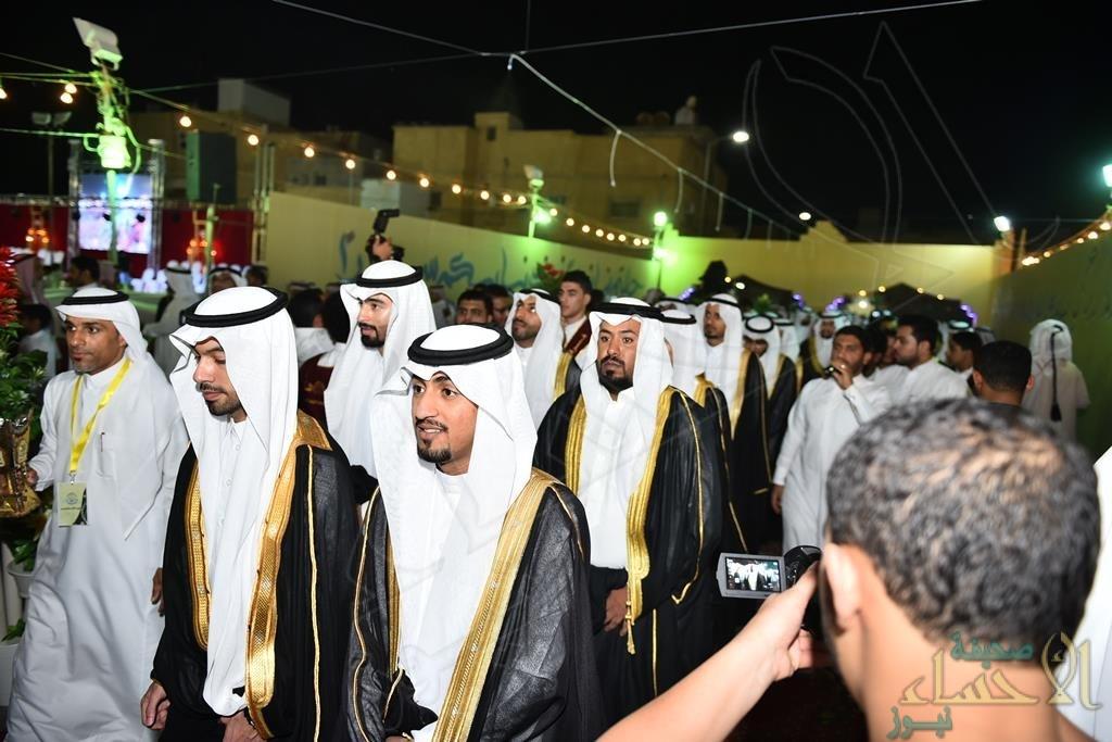 بالصور… الشعبة تحتفل بزفاف 106 عريس وعروسة