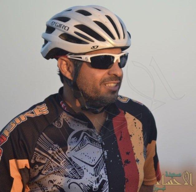"""مصرع قائد فريق """"دراجتي"""" بتبوك دهسا.. وزميله يروي تفاصيل الحادث"""