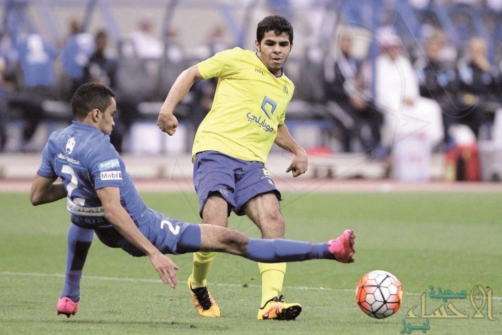 الدولي يحيى الشهري يجدد عقده رسميًا مع النصر لمدة 3 مواسم مقبلة