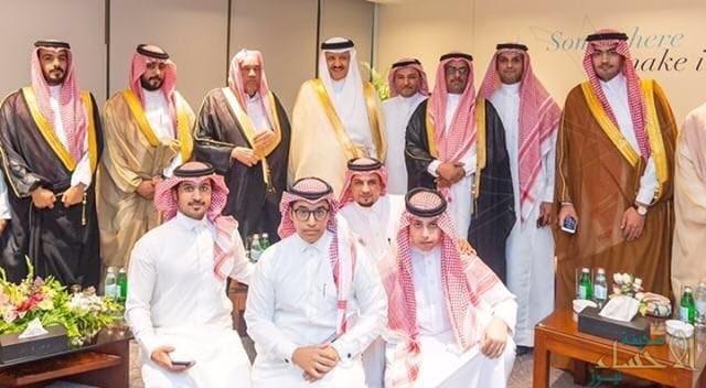 """الأمير """"سلطان بن سلمان"""" يستقبل وفد """"أسرة النويران"""""""