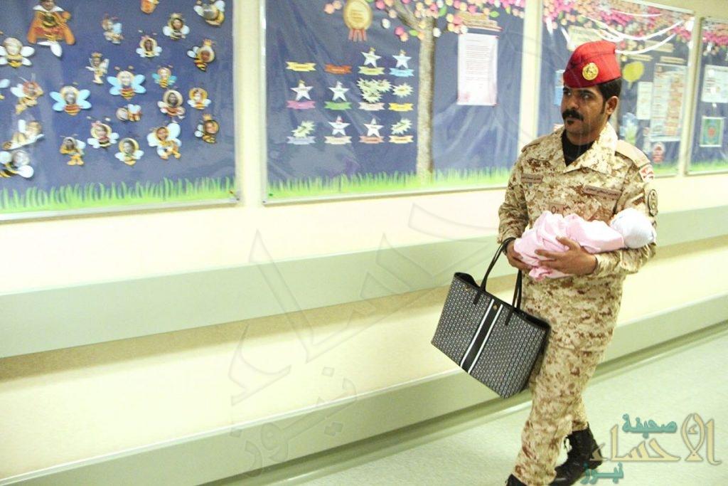 """""""اختطاف طفل"""" بفرضية لمستشفى الملك عبدالعزيز للحرس الوطني بالأحساء"""