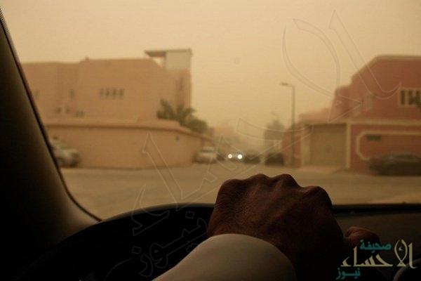 """إليكم توجيهات """"المرور"""" لقيادة السيارات أثناء الغبار"""