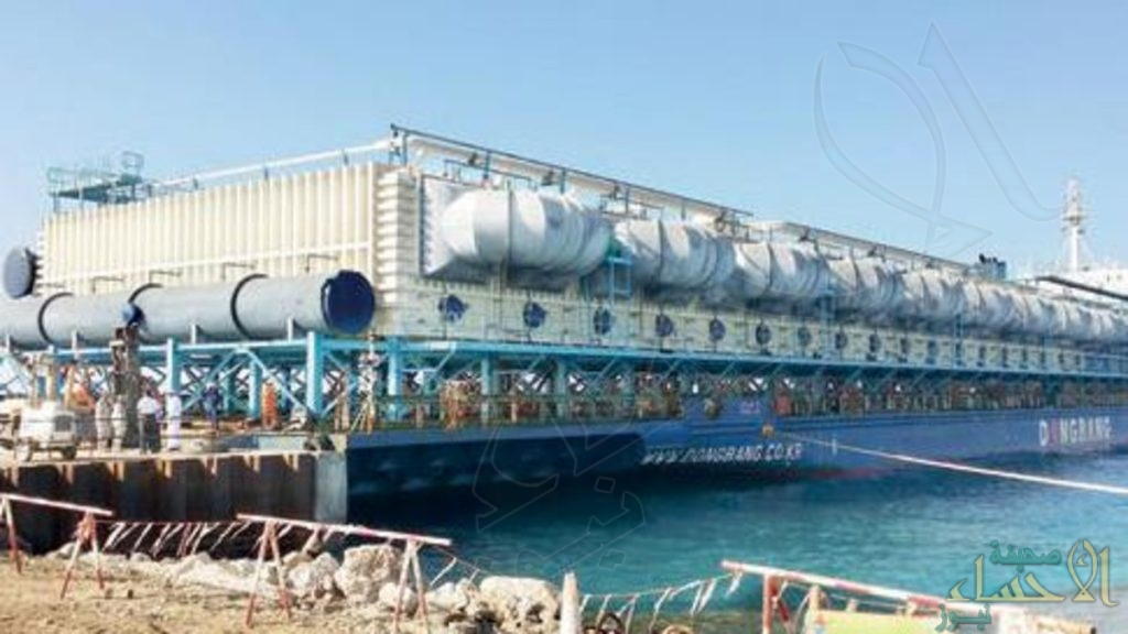 في الخبر … إنشاء محطة تحلية بـ 903 ملايين ريال