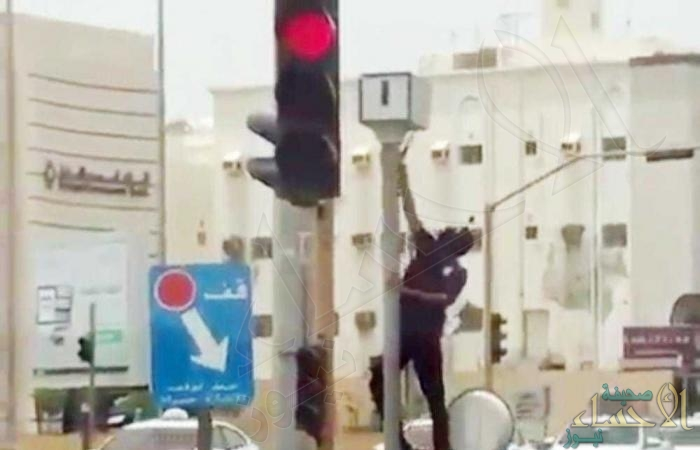 المحكمة الجزائية: هذه عقوبة محطم كاميرا ساهر !