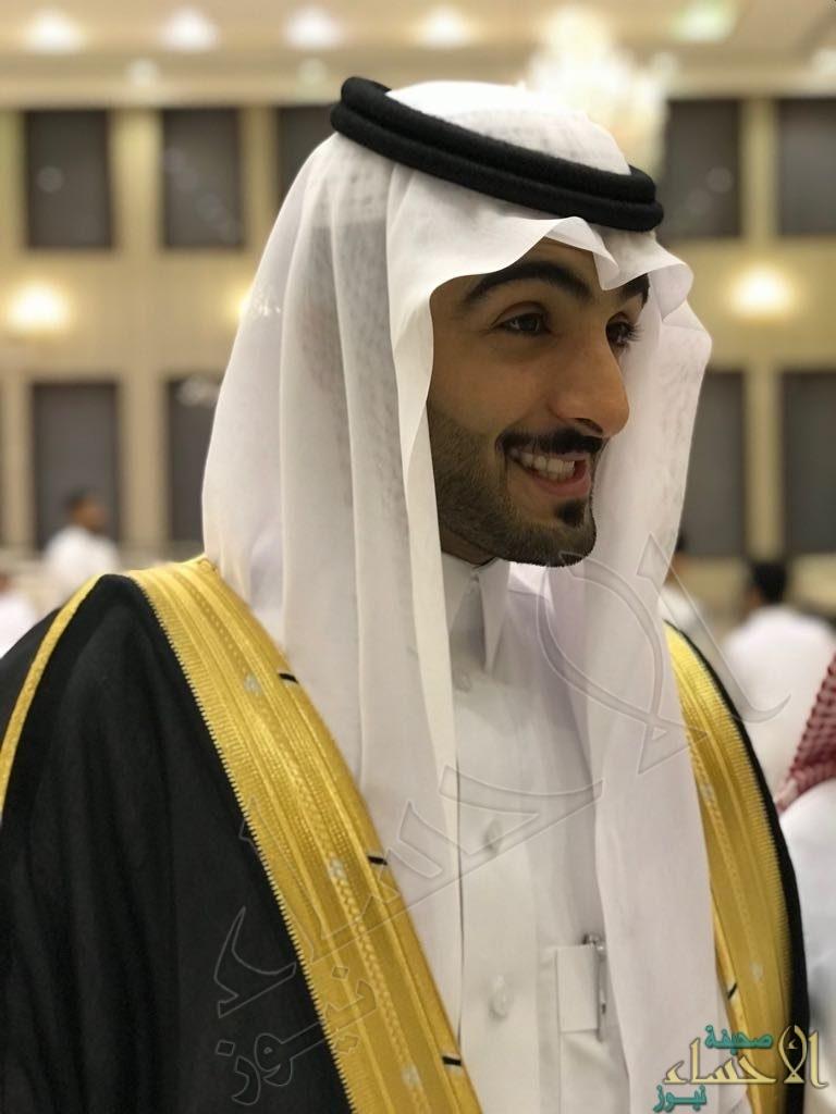 الحسن تحتفل بزواج حسين
