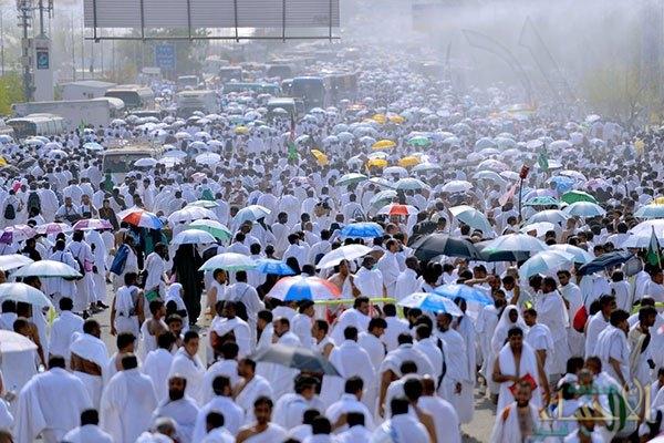 وصول أكثر من 700 ألف حاج إلى المملكة من الخارج