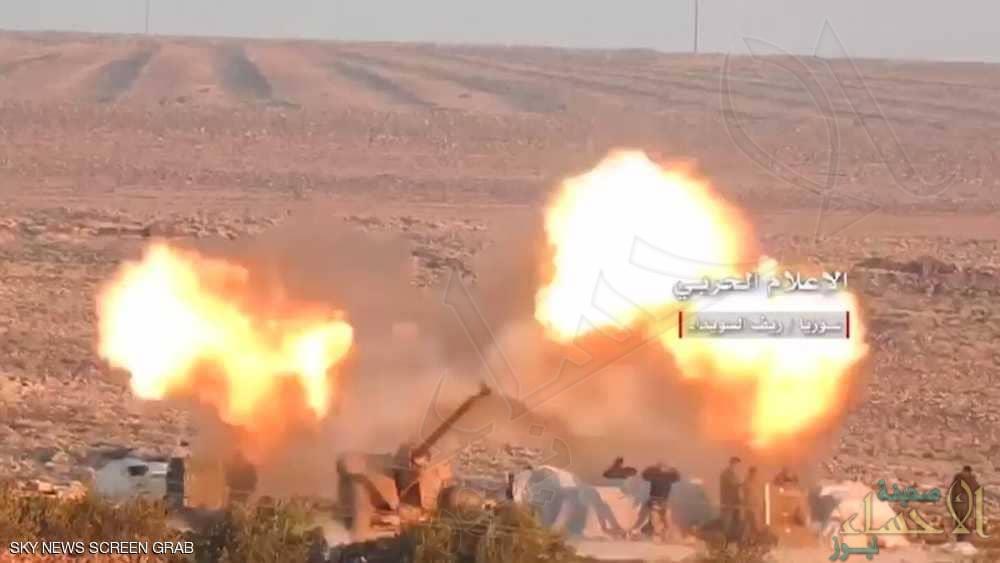 معارك ضارية بين داعش وقوات النظام بعد قتل مختطفين