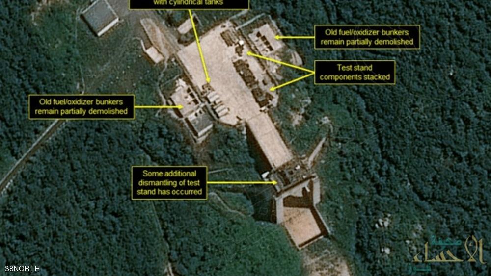 """صور جديدة تكشف نوايا كوريا الشمالية """"الصاروخية"""""""