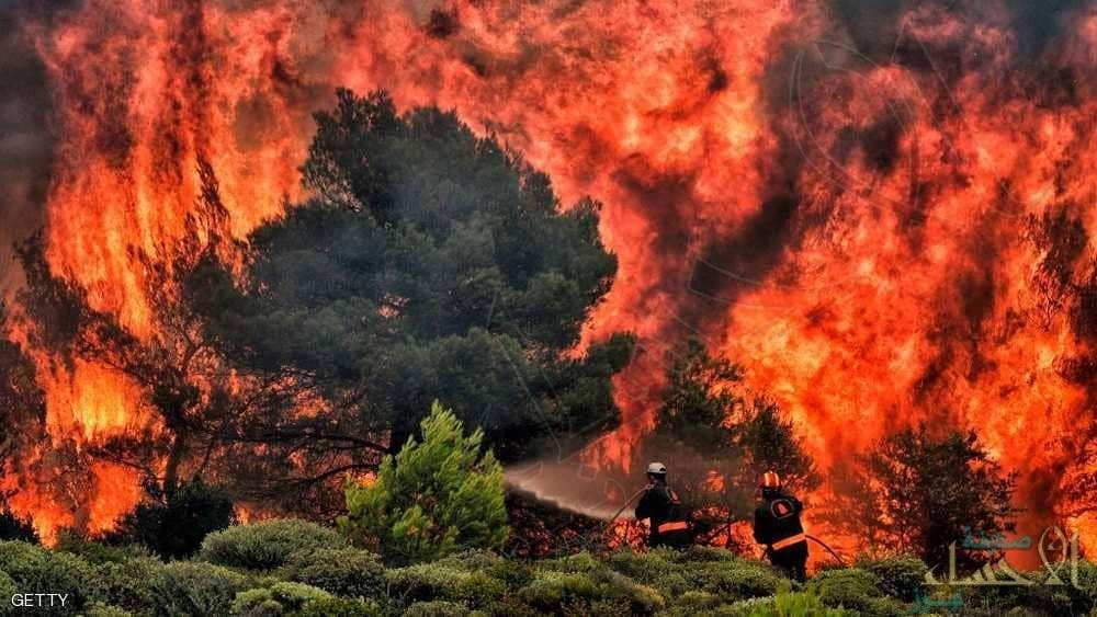 صرخة مدوية.. الحرائق ستصبح أكثر دموية في العالم !!