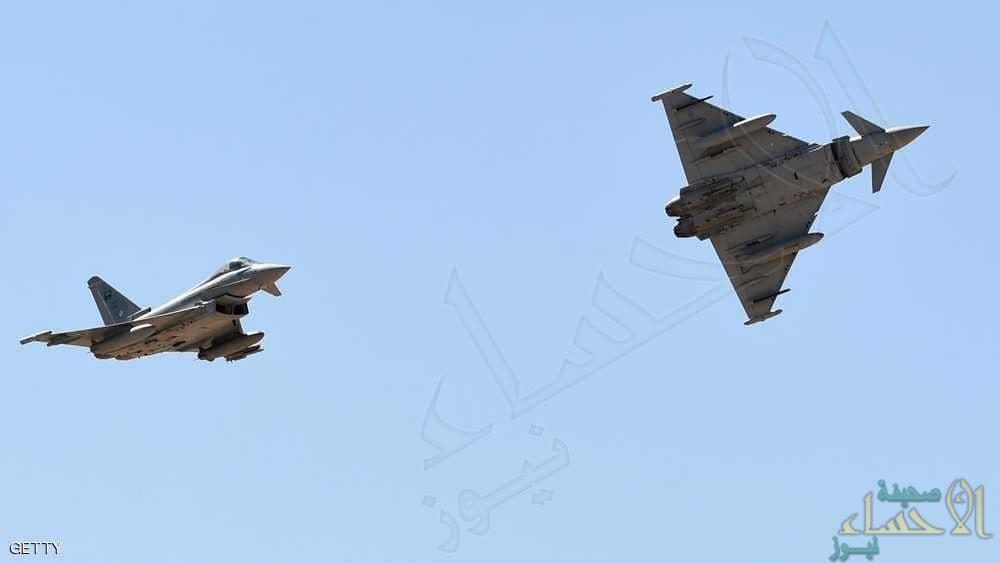 التحالف العربي يقصف قاعدة الديلمي ومطار صنعاء