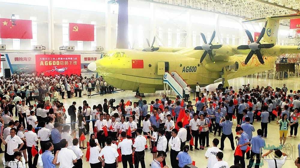 """""""معجزة الصين الطائرة"""" تدخل اختبارا جديدا"""