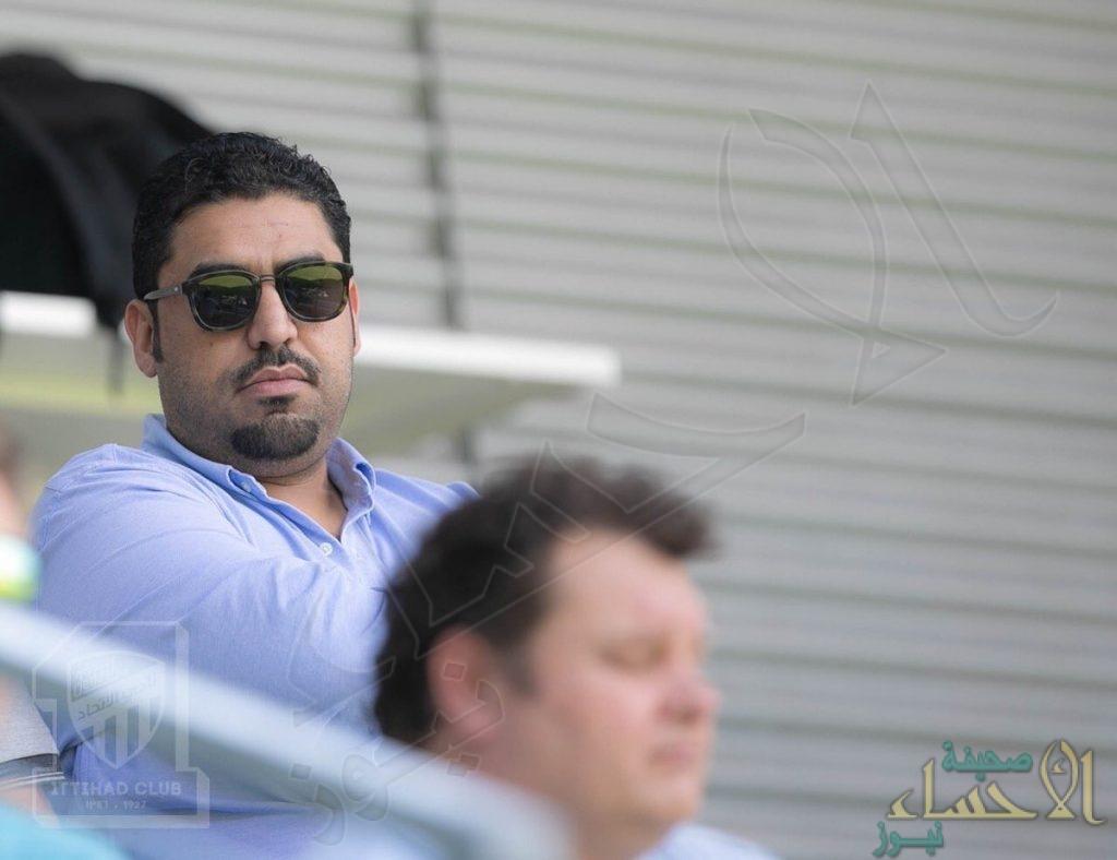 """رئيس الاتحاد """"المقيرن"""" لجماهير ناديه:  ادعمونا أمامنا كأس السوبر"""