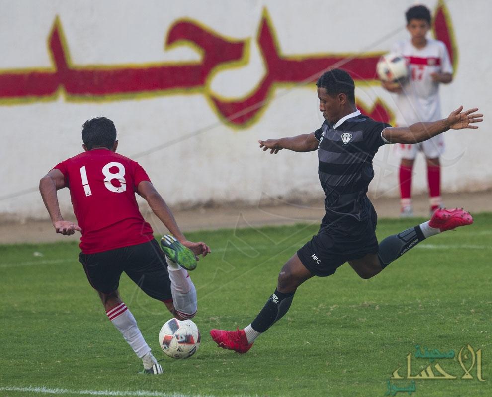 """""""هجر"""" يخسر وديته الثانية أمام """"الأولمبي"""" المصري"""