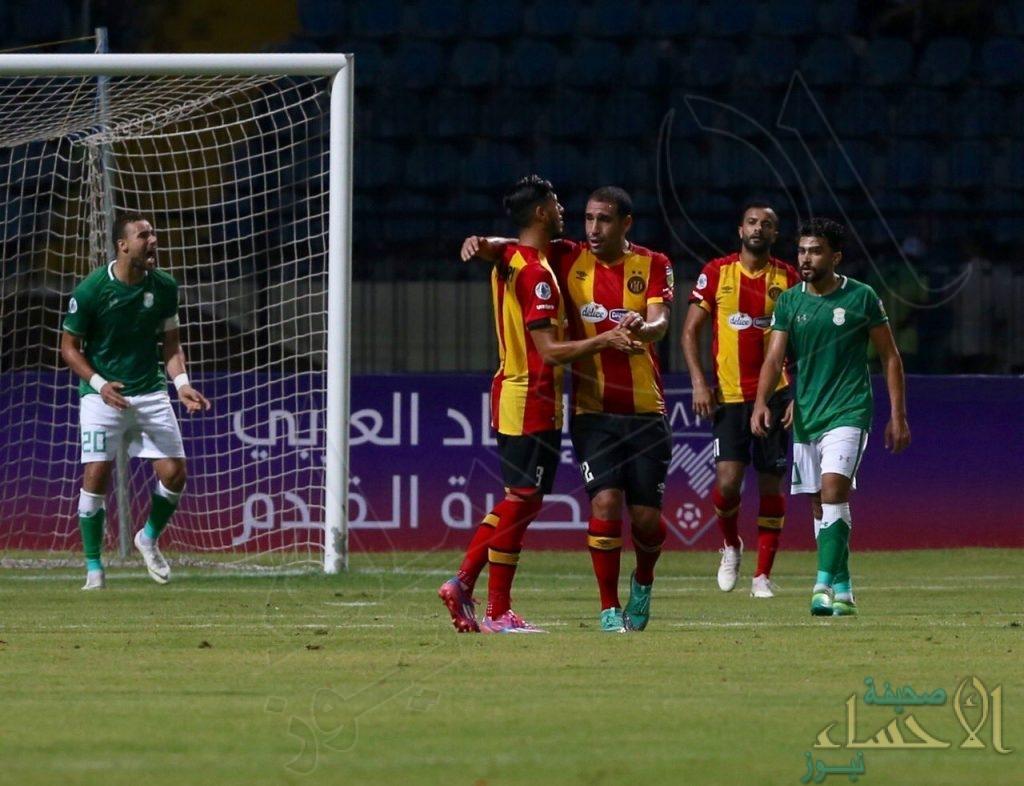 الترجي ومولودية الجزائر يضعان قدماً في دور الـ16 من البطولة العربية