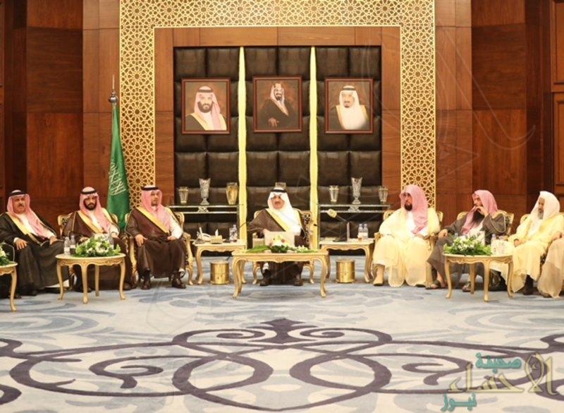 """بالصور.. الأمير """"سعود بن نايف"""" يوجّه بالاستعداد لاستقبال الحجاج عبر منافذ الشرقية"""
